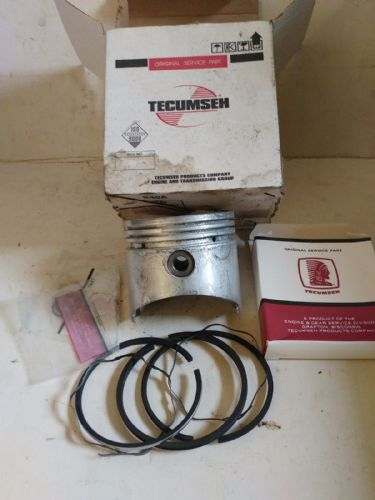 Tecumseh 34546 Piston & ring set for OH120